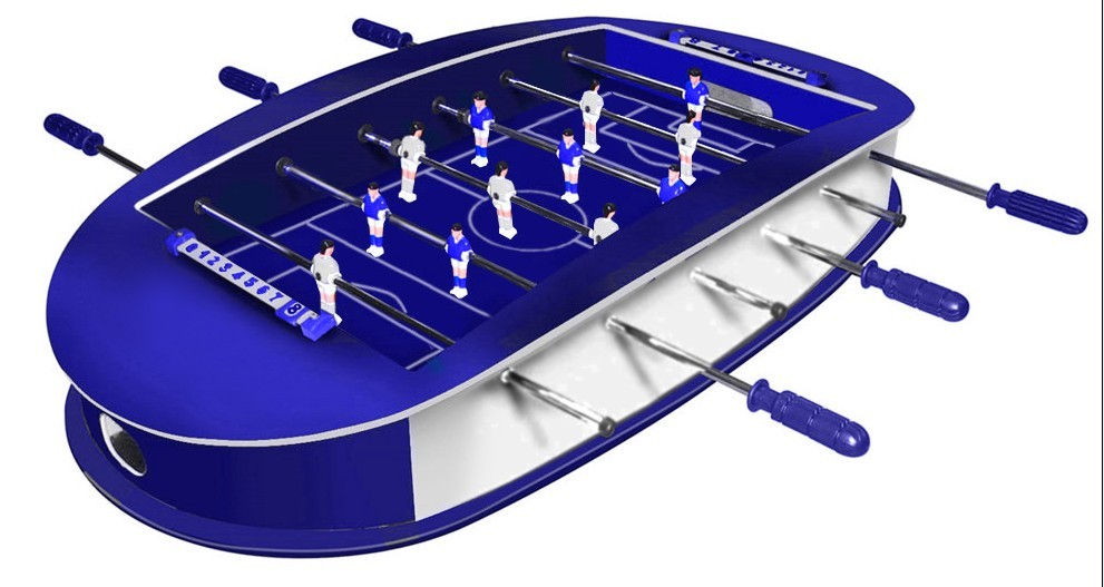 mini baby foot table table football kicker table soccer. Black Bedroom Furniture Sets. Home Design Ideas